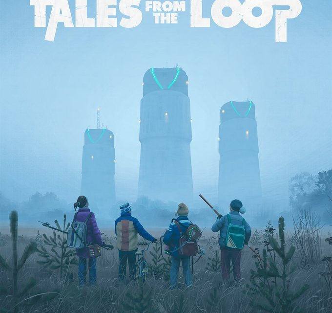 Tales from the Loop – Kickstarter project worth looking at…
