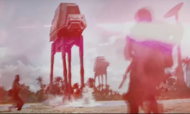 All Rogue One Clips In Chronological Order
