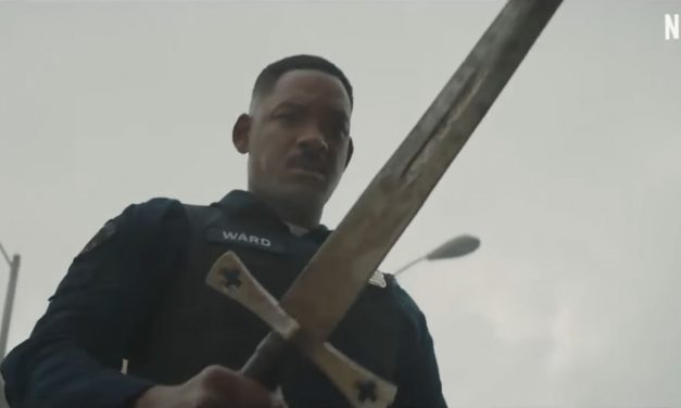 Bright – Will Smith sci-fantasy