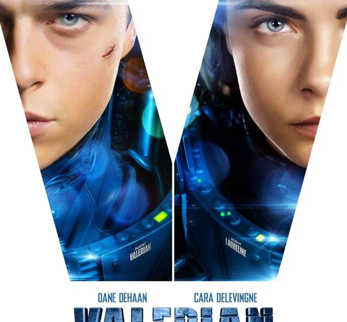 Valerian and the City of a Thousand Planets – this film looks amazing in the second trailer