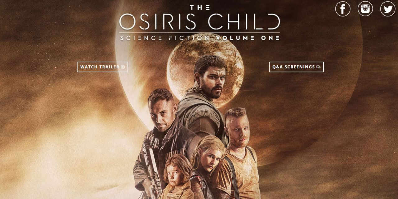 Science Fiction Volume One: The Osiris Child – Trailer