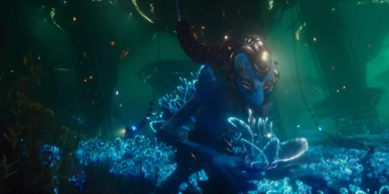 Valerian Trailer looks like the best video game ever