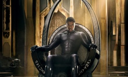 The new Black Panther poster and Trailer